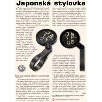 "AUTHOR Stojan AKS-06S C 22""-29"" (stříbrná)"