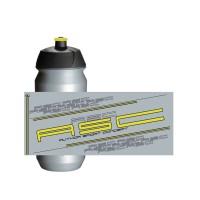 RST Vidlice RST F1RST 24 Air 16/28,6 60mm (bílá)