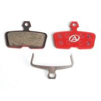 AUTHOR Brzdové destičky ABS-66S Avid Code R