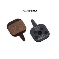 TEKTRO Brzdové destičky TK-N11.11 - IO (2ks)