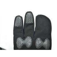 AUTHOR Ponožky ProLite L 41-44 (bílá/černá/červená)