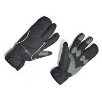 AUTHOR Ponožky ProLite M 39-42 (černá/šedá/červená)
